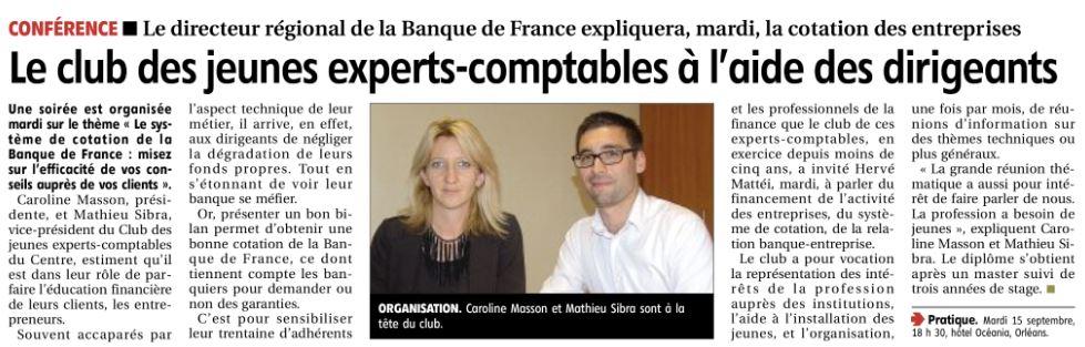 Club des Jeunes Experts-Comptables