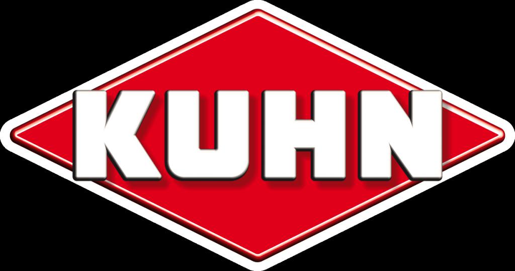 Logo du constructeur de machines agricole Kuhn, membre fondateur de l'Agreen Tech Valley