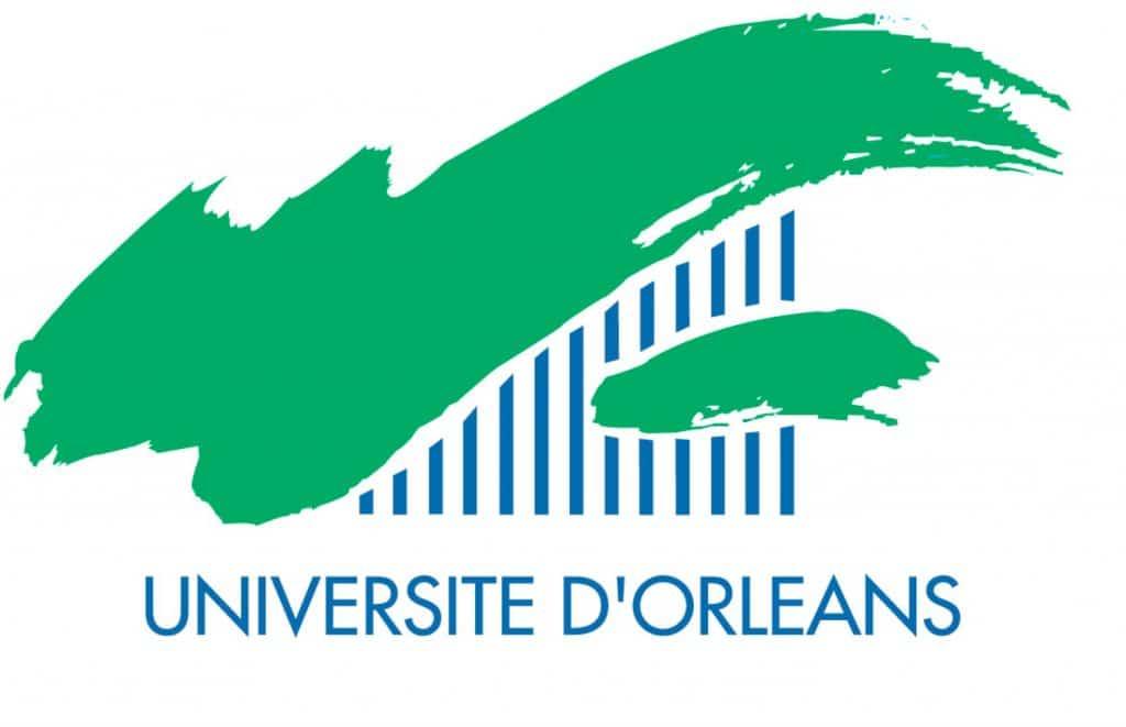 Logo de l'Université d'Orléans, membre fondateur de l'Agreen Tech Valley