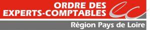 Logo en couleur de l'Ordre des Experts-Comptables de la région Pays de la Loire