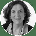 Photo en noir et blanc expert-comptable Anne-Laure BRUN