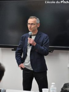 Philippe ROBINO Startup Weekend