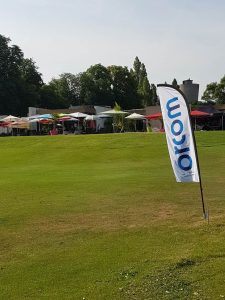 Tournoi golf ESF-AZIV - Flamme ORCOM