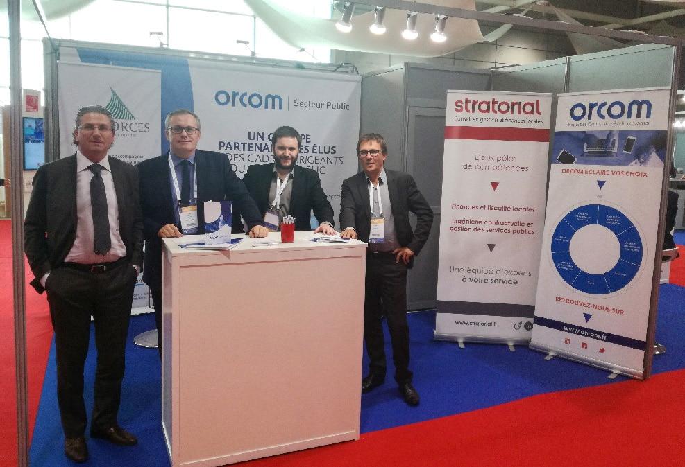 ORCOM au Salon Des EPL à Bordeaux