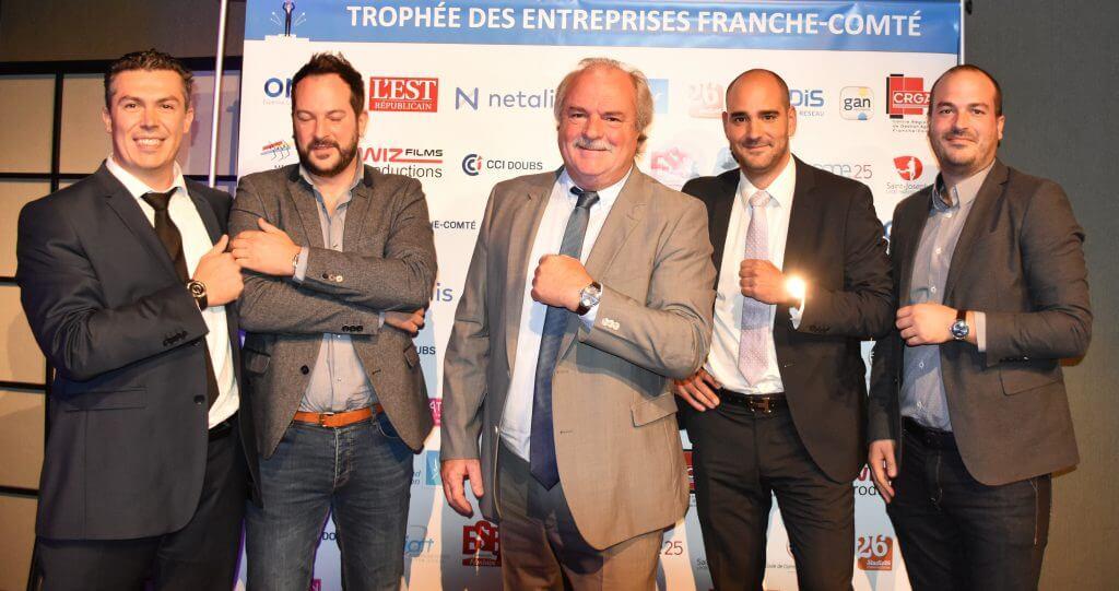 Trophée Michel HERBELIN
