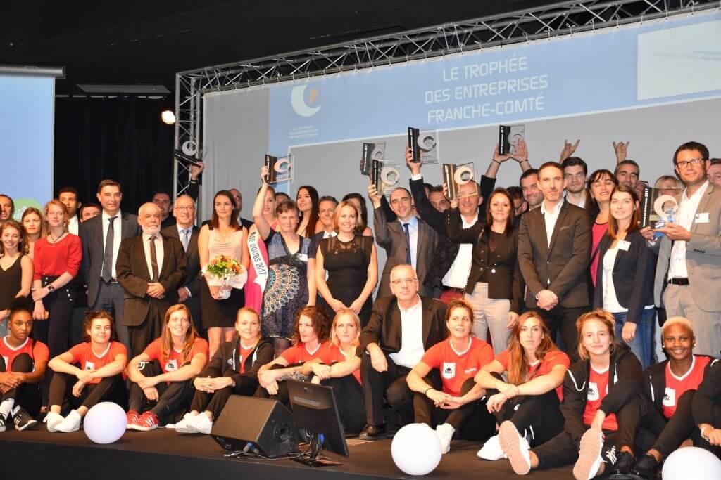 Trophée des Entreprises Franche-Comté