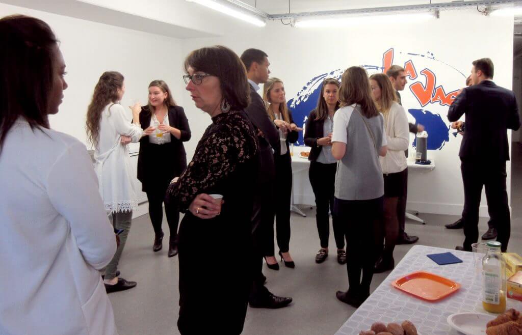 Visite étudiants Master Droit Affaires Fiscalité Orléans 2