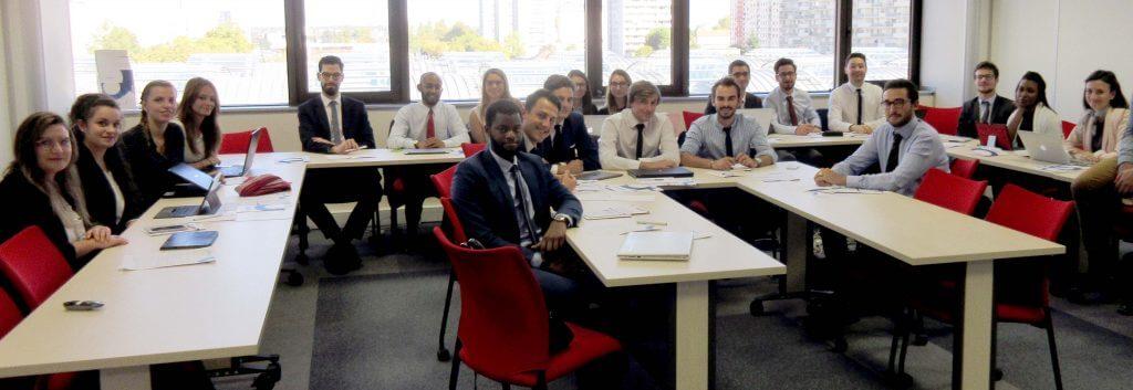 Visite étudiants Master Droit Affaires Fiscalité Orléans