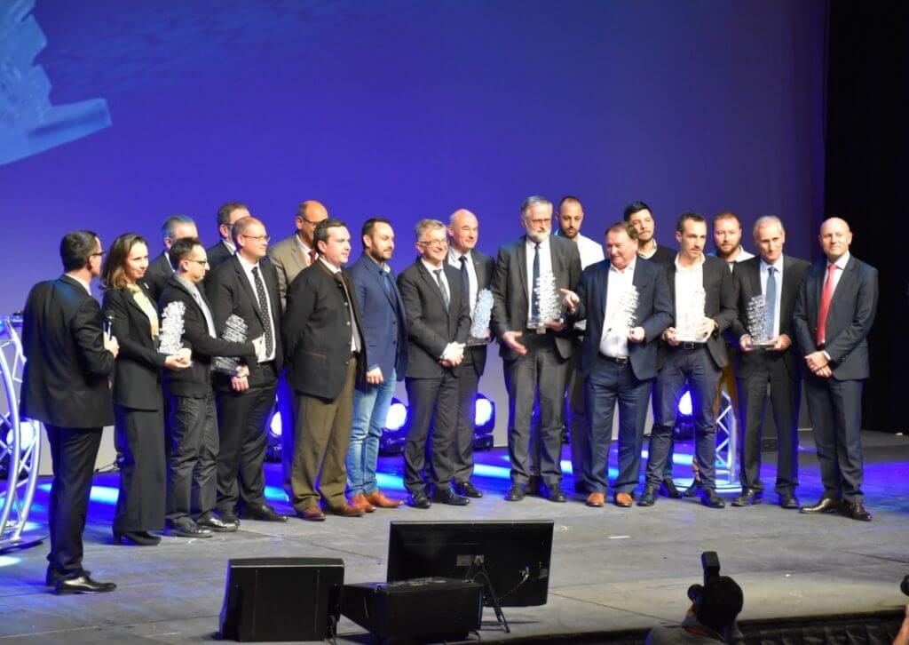 Lauréats trophées des entreprises du Loiret