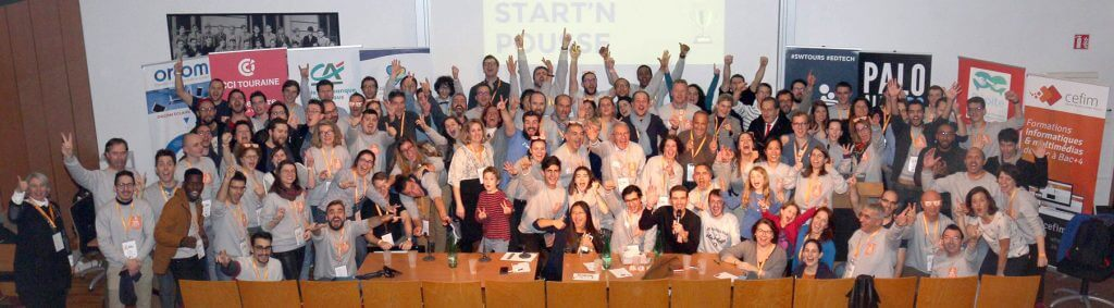 Participants Startup Weekend Tours Education 2017
