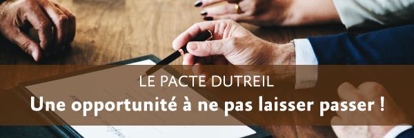 [WEBINAIRE] Transmission d'entreprise : les avantages du Pacte Dutreil