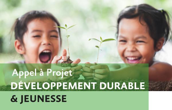 développement et jeunesse appel à projet fondation orcom