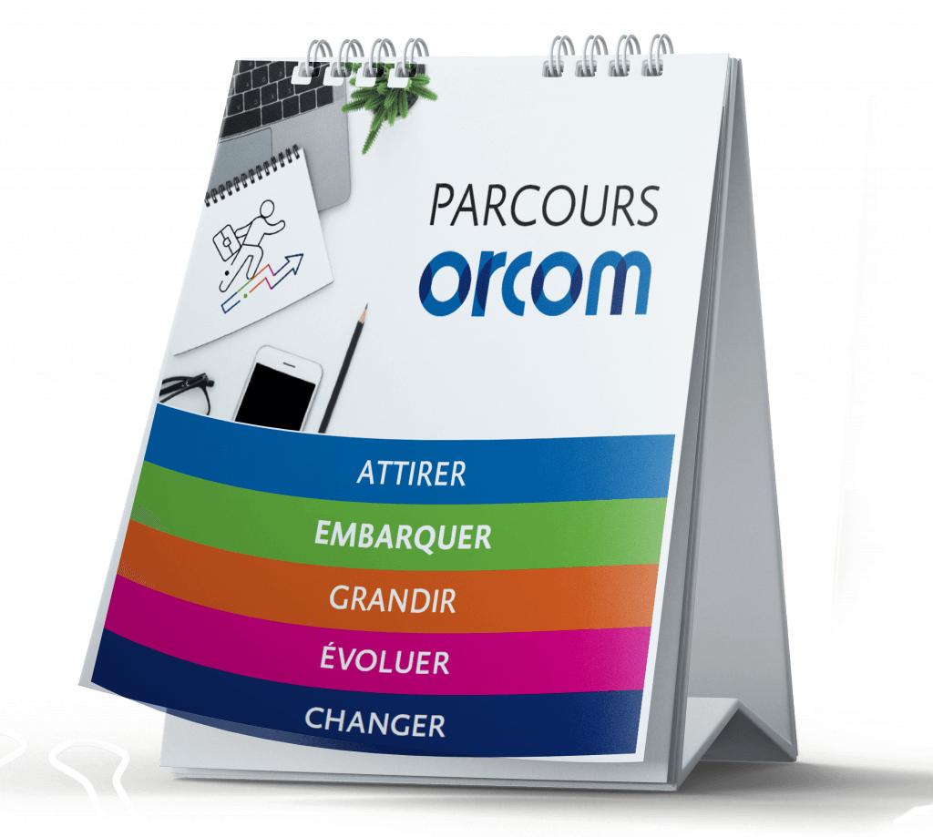 Parcours ORCOM