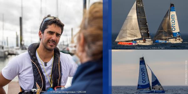 Jules Delpeche étape 3 La solitaire du figaro 2021